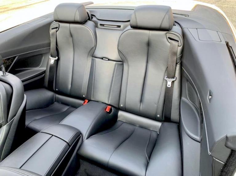 Used 2017 BMW 6 Series 650i xDrive Convertible Used 2017 BMW 6 Series 650i xDrive Convertible for sale  at Metro West Motorcars LLC in Shrewsbury MA 15