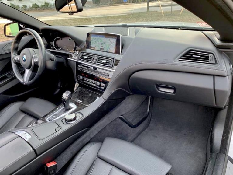 Used 2017 BMW 6 Series 650i xDrive Convertible Used 2017 BMW 6 Series 650i xDrive Convertible for sale  at Metro West Motorcars LLC in Shrewsbury MA 18