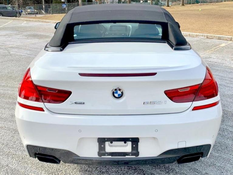 Used 2017 BMW 6 Series 650i xDrive Convertible Used 2017 BMW 6 Series 650i xDrive Convertible for sale  at Metro West Motorcars LLC in Shrewsbury MA 22