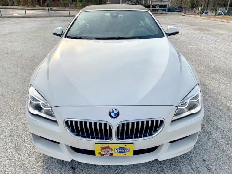 Used 2017 BMW 6 Series 650i xDrive Convertible Used 2017 BMW 6 Series 650i xDrive Convertible for sale  at Metro West Motorcars LLC in Shrewsbury MA 25