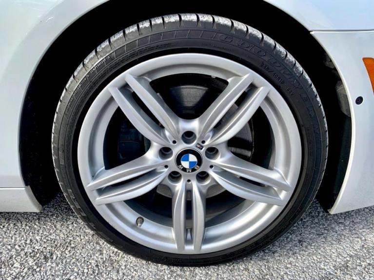 Used 2017 BMW 6 Series 650i xDrive Convertible Used 2017 BMW 6 Series 650i xDrive Convertible for sale  at Metro West Motorcars LLC in Shrewsbury MA 26