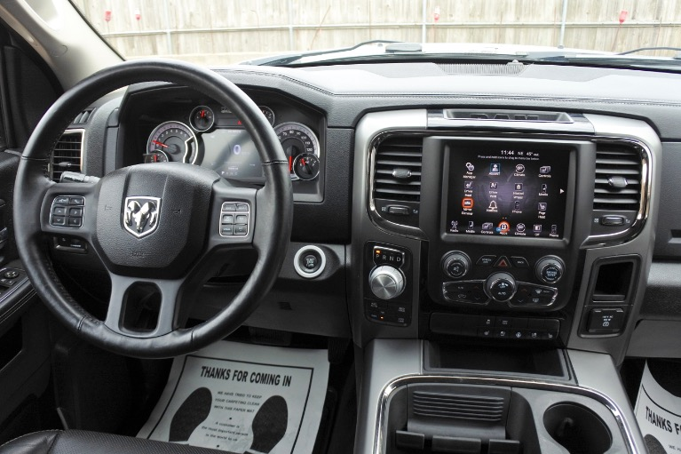 Used 2015 Ram 1500 4WD Crew Cab 140.5' Sport Used 2015 Ram 1500 4WD Crew Cab 140.5' Sport for sale  at Metro West Motorcars LLC in Shrewsbury MA 10