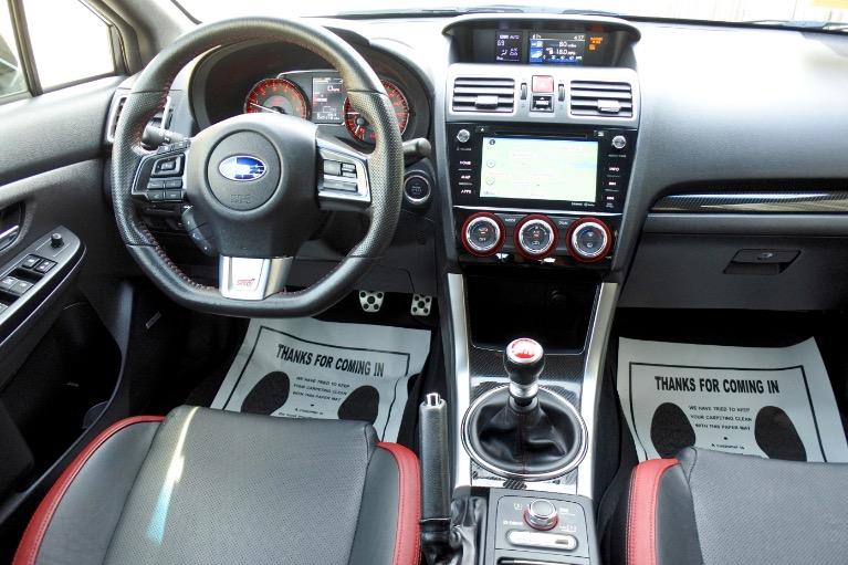 Used 2016 Subaru Wrx Sti Limited w/Wing Spoiler Used 2016 Subaru Wrx Sti Limited w/Wing Spoiler for sale  at Metro West Motorcars LLC in Shrewsbury MA 10