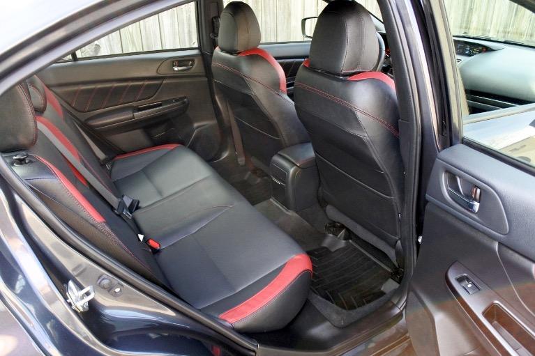 Used 2016 Subaru Wrx Sti Limited w/Wing Spoiler Used 2016 Subaru Wrx Sti Limited w/Wing Spoiler for sale  at Metro West Motorcars LLC in Shrewsbury MA 18