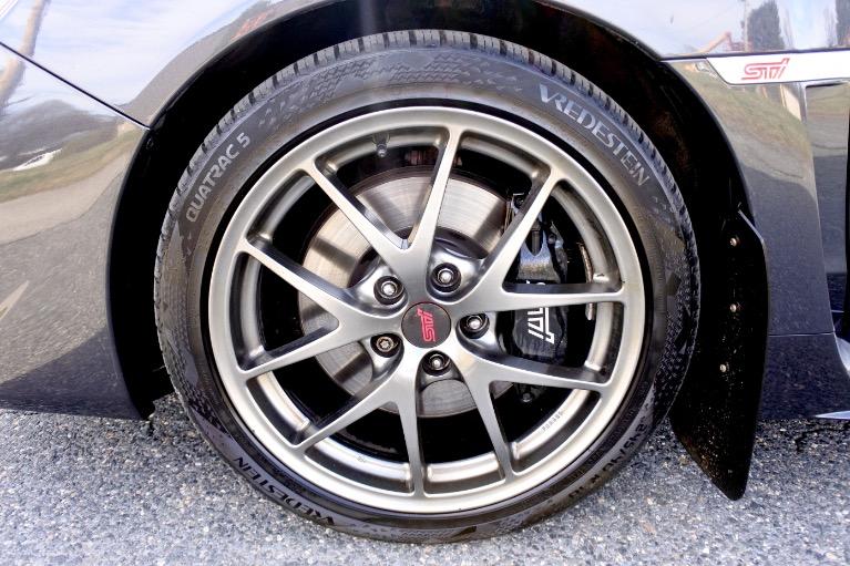Used 2016 Subaru Wrx Sti Limited w/Wing Spoiler Used 2016 Subaru Wrx Sti Limited w/Wing Spoiler for sale  at Metro West Motorcars LLC in Shrewsbury MA 22