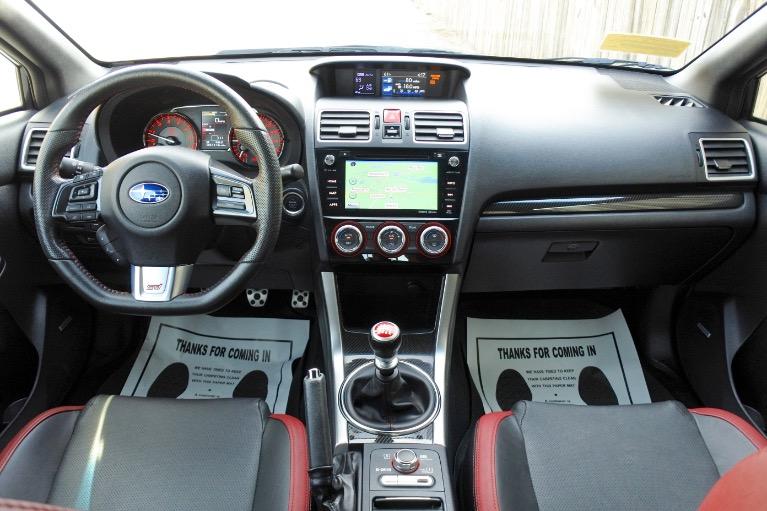 Used 2016 Subaru Wrx Sti Limited w/Wing Spoiler Used 2016 Subaru Wrx Sti Limited w/Wing Spoiler for sale  at Metro West Motorcars LLC in Shrewsbury MA 9