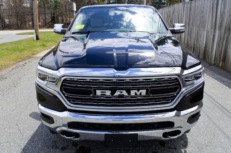 Used 2019 Ram 1500 Limited 4x4 Crew Cab 5''7' Box Used 2019 Ram 1500 Limited 4x4 Crew Cab 5''7' Box for sale  at Metro West Motorcars LLC in Shrewsbury MA 8