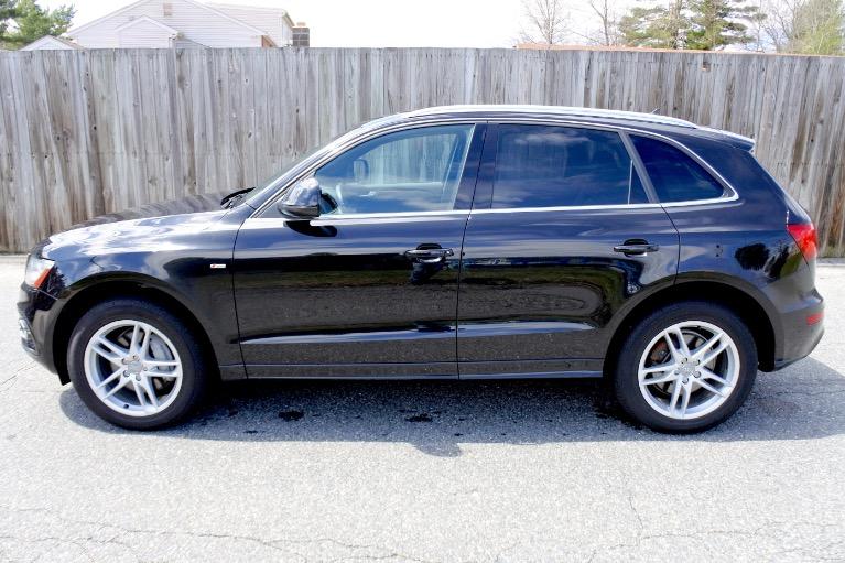Used 2013 Audi Q5 3.0T Premium Plus Quattro Used 2013 Audi Q5 3.0T Premium Plus Quattro for sale  at Metro West Motorcars LLC in Shrewsbury MA 2