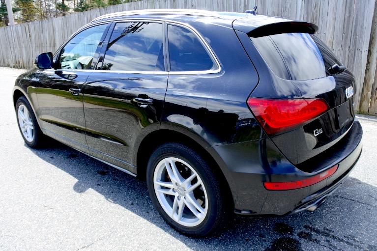 Used 2013 Audi Q5 3.0T Premium Plus Quattro Used 2013 Audi Q5 3.0T Premium Plus Quattro for sale  at Metro West Motorcars LLC in Shrewsbury MA 3