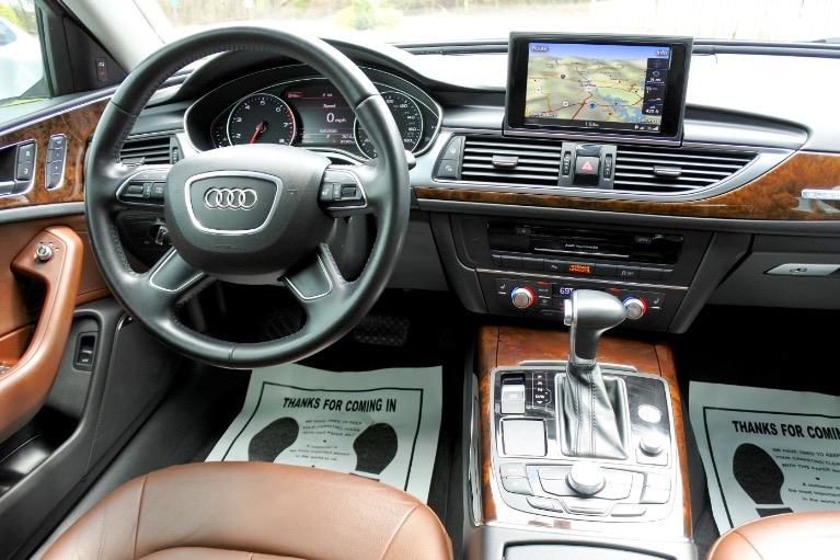 Used 2014 Audi A6 2.0T Premium Plus quattro Used 2014 Audi A6 2.0T Premium Plus quattro for sale  at Metro West Motorcars LLC in Shrewsbury MA 10