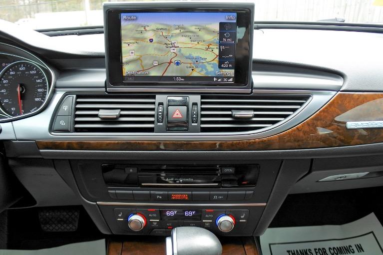 Used 2014 Audi A6 2.0T Premium Plus quattro Used 2014 Audi A6 2.0T Premium Plus quattro for sale  at Metro West Motorcars LLC in Shrewsbury MA 11