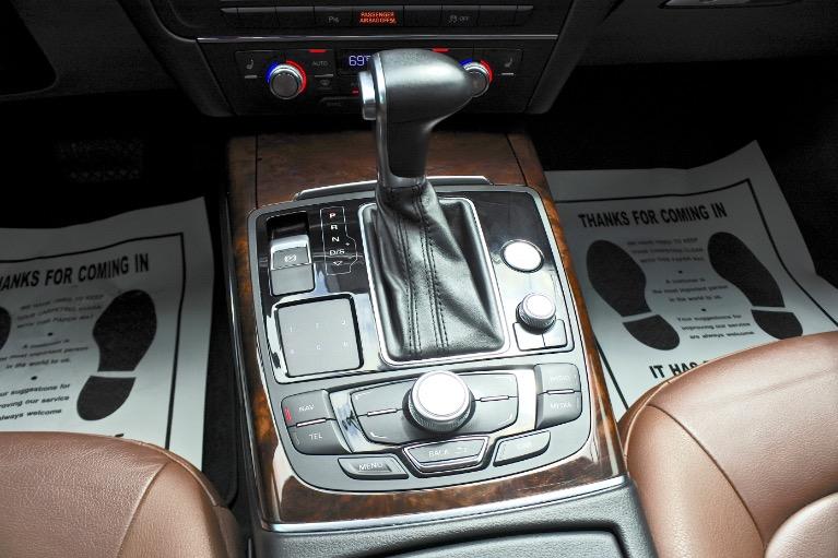 Used 2014 Audi A6 2.0T Premium Plus quattro Used 2014 Audi A6 2.0T Premium Plus quattro for sale  at Metro West Motorcars LLC in Shrewsbury MA 13