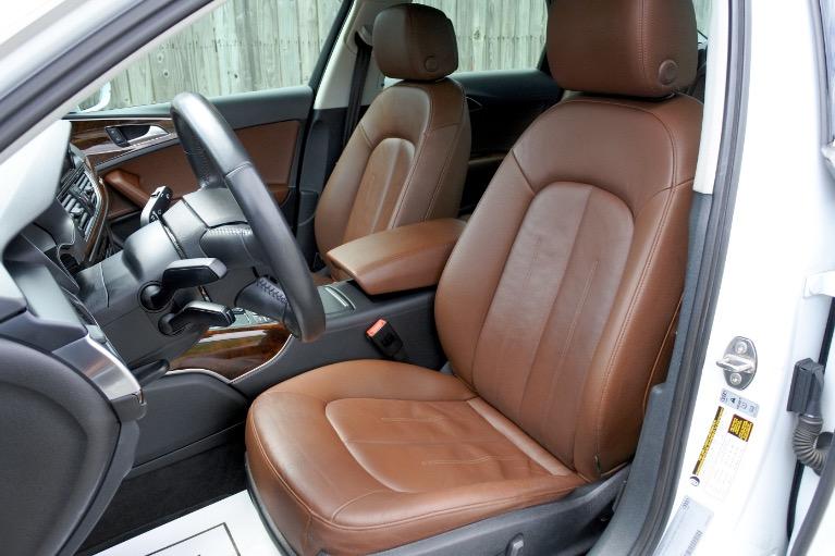 Used 2014 Audi A6 2.0T Premium Plus quattro Used 2014 Audi A6 2.0T Premium Plus quattro for sale  at Metro West Motorcars LLC in Shrewsbury MA 15