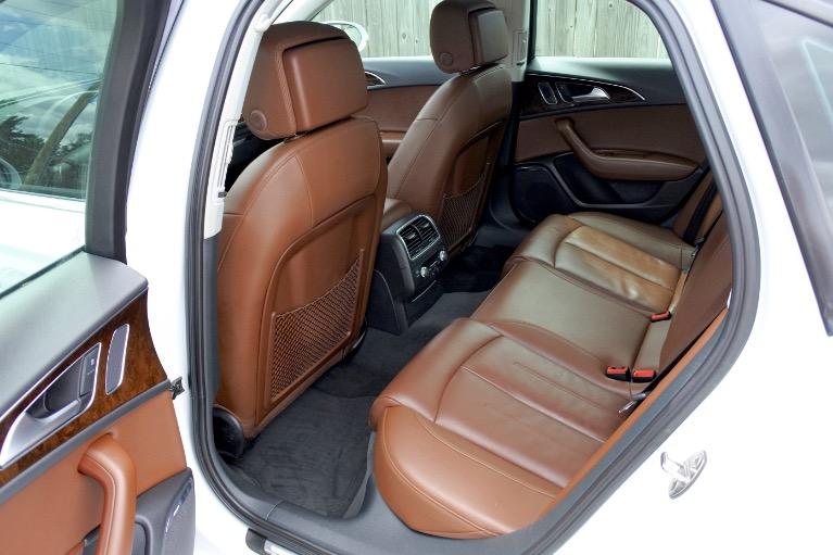 Used 2014 Audi A6 2.0T Premium Plus quattro Used 2014 Audi A6 2.0T Premium Plus quattro for sale  at Metro West Motorcars LLC in Shrewsbury MA 16