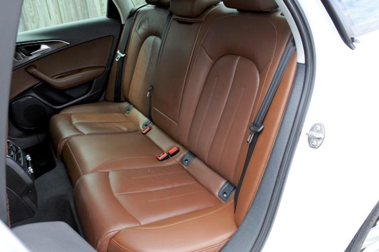 Used 2014 Audi A6 2.0T Premium Plus quattro Used 2014 Audi A6 2.0T Premium Plus quattro for sale  at Metro West Motorcars LLC in Shrewsbury MA 17