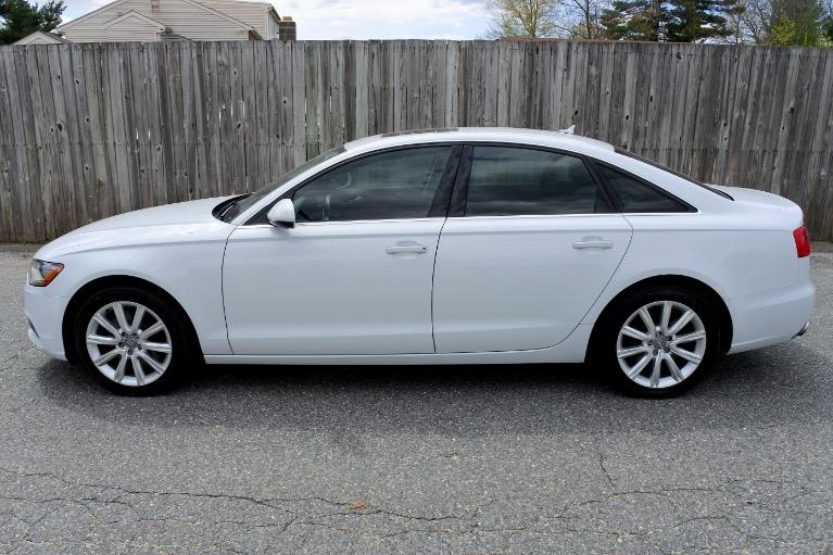 Used 2014 Audi A6 2.0T Premium Plus quattro Used 2014 Audi A6 2.0T Premium Plus quattro for sale  at Metro West Motorcars LLC in Shrewsbury MA 2