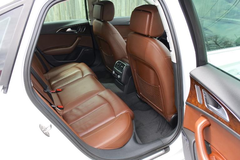 Used 2014 Audi A6 2.0T Premium Plus quattro Used 2014 Audi A6 2.0T Premium Plus quattro for sale  at Metro West Motorcars LLC in Shrewsbury MA 20