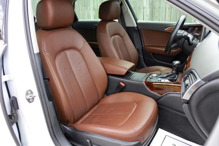 Used 2014 Audi A6 2.0T Premium Plus quattro Used 2014 Audi A6 2.0T Premium Plus quattro for sale  at Metro West Motorcars LLC in Shrewsbury MA 21
