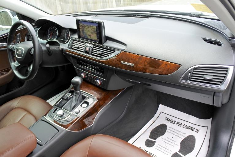 Used 2014 Audi A6 2.0T Premium Plus quattro Used 2014 Audi A6 2.0T Premium Plus quattro for sale  at Metro West Motorcars LLC in Shrewsbury MA 22
