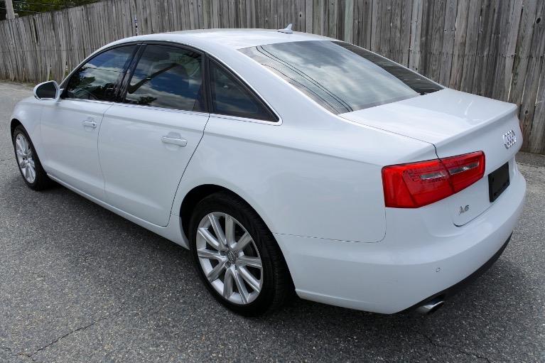 Used 2014 Audi A6 2.0T Premium Plus quattro Used 2014 Audi A6 2.0T Premium Plus quattro for sale  at Metro West Motorcars LLC in Shrewsbury MA 3