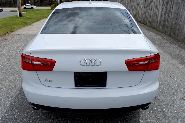 Used 2014 Audi A6 2.0T Premium Plus quattro Used 2014 Audi A6 2.0T Premium Plus quattro for sale  at Metro West Motorcars LLC in Shrewsbury MA 4
