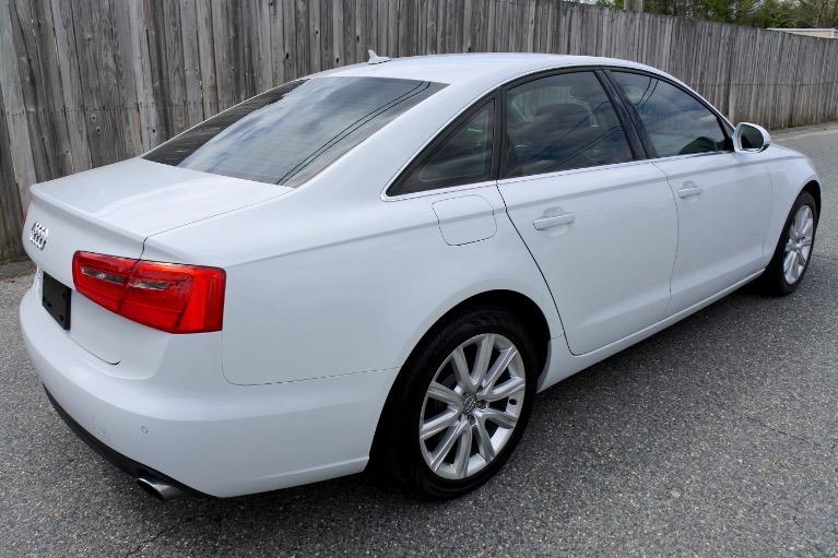Used 2014 Audi A6 2.0T Premium Plus quattro Used 2014 Audi A6 2.0T Premium Plus quattro for sale  at Metro West Motorcars LLC in Shrewsbury MA 5