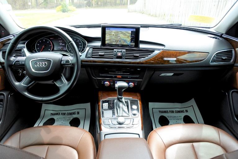 Used 2014 Audi A6 2.0T Premium Plus quattro Used 2014 Audi A6 2.0T Premium Plus quattro for sale  at Metro West Motorcars LLC in Shrewsbury MA 9