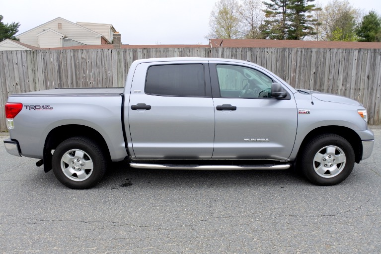 Used 2013 Toyota Tundra 4wd Truck CrewMax 5.7L V8 6-Spd AT (Natl) Used 2013 Toyota Tundra 4wd Truck CrewMax 5.7L V8 6-Spd AT (Natl) for sale  at Metro West Motorcars LLC in Shrewsbury MA 6