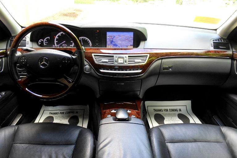 Used 2012 Mercedes-Benz S-class S550 4MATIC Used 2012 Mercedes-Benz S-class S550 4MATIC for sale  at Metro West Motorcars LLC in Shrewsbury MA 9