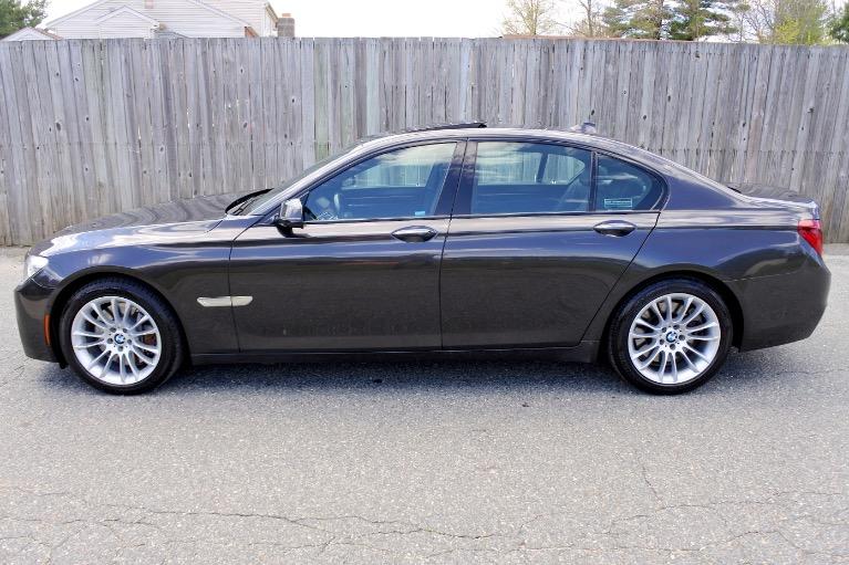 Used 2013 BMW 7 Series 750i xDrive AWD Used 2013 BMW 7 Series 750i xDrive AWD for sale  at Metro West Motorcars LLC in Shrewsbury MA 2