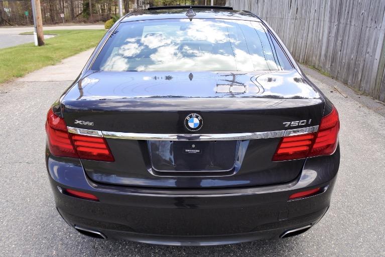 Used 2013 BMW 7 Series 750i xDrive AWD Used 2013 BMW 7 Series 750i xDrive AWD for sale  at Metro West Motorcars LLC in Shrewsbury MA 4