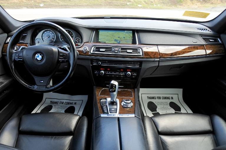 Used 2013 BMW 7 Series 750i xDrive AWD Used 2013 BMW 7 Series 750i xDrive AWD for sale  at Metro West Motorcars LLC in Shrewsbury MA 9