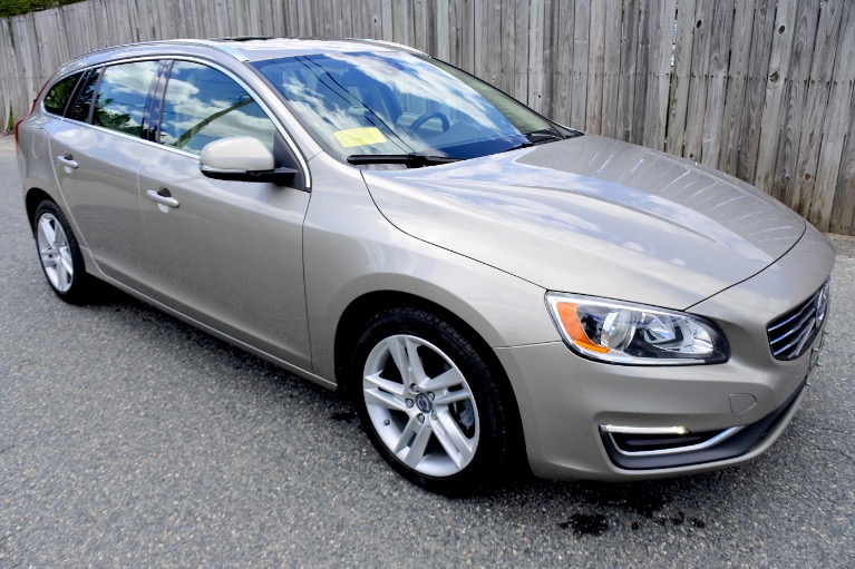 Used 2015 Volvo V60 T5 Drive-E Premier Used 2015 Volvo V60 T5 Drive-E Premier for sale  at Metro West Motorcars LLC in Shrewsbury MA 7