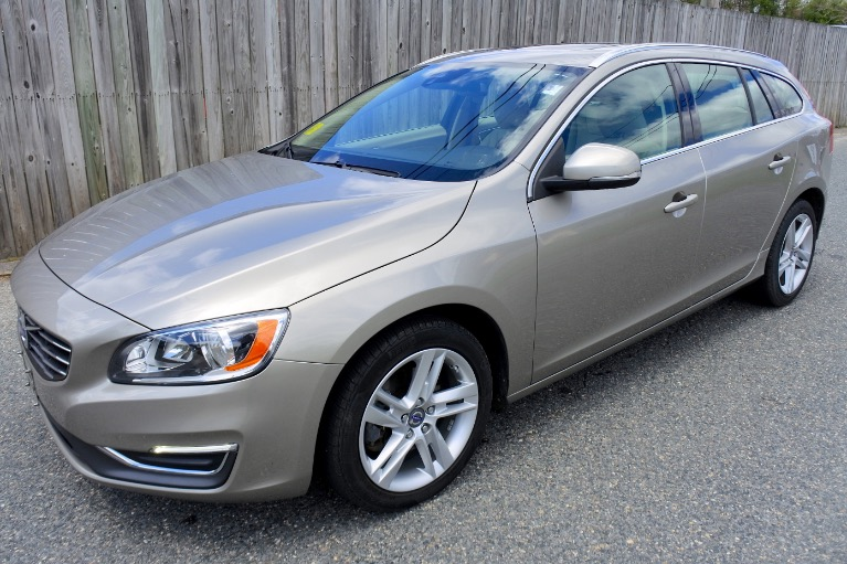 Used 2015 Volvo V60 T5 Drive-E Premier Used 2015 Volvo V60 T5 Drive-E Premier for sale  at Metro West Motorcars LLC in Shrewsbury MA 1