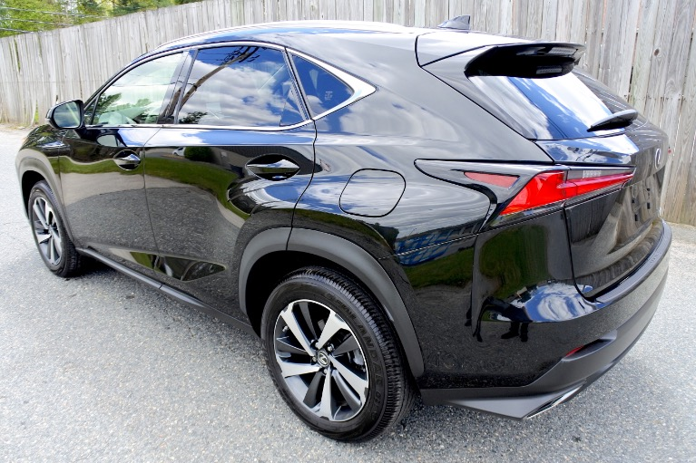 Used 2019 Lexus Nx NX 300 AWD Used 2019 Lexus Nx NX 300 AWD for sale  at Metro West Motorcars LLC in Shrewsbury MA 3