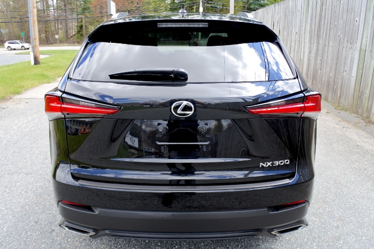 Used 2019 Lexus Nx NX 300 AWD Used 2019 Lexus Nx NX 300 AWD for sale  at Metro West Motorcars LLC in Shrewsbury MA 4