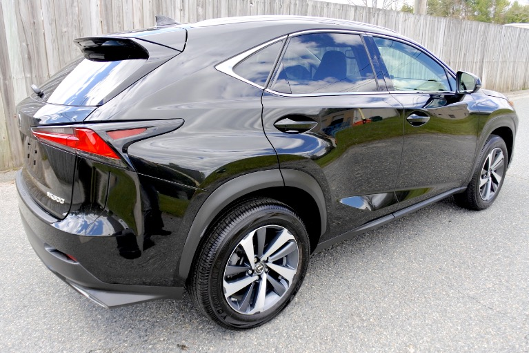 Used 2019 Lexus Nx NX 300 AWD Used 2019 Lexus Nx NX 300 AWD for sale  at Metro West Motorcars LLC in Shrewsbury MA 5