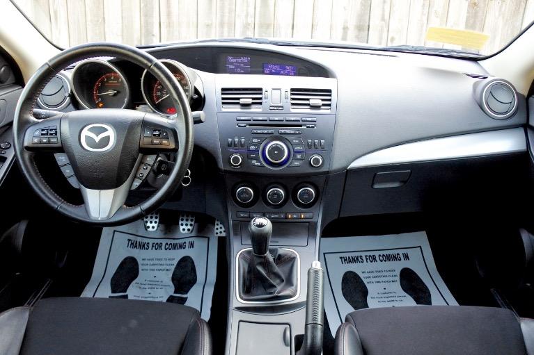 Used 2012 Mazda Mazda3 Mazdaspeed3 Touring Used 2012 Mazda Mazda3 Mazdaspeed3 Touring for sale  at Metro West Motorcars LLC in Shrewsbury MA 8
