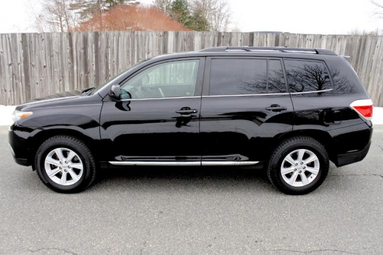 Used 2011 Toyota Highlander 4WD 4dr V6 SE (Natl) Used 2011 Toyota Highlander 4WD 4dr V6 SE (Natl) for sale  at Metro West Motorcars LLC in Shrewsbury MA 2