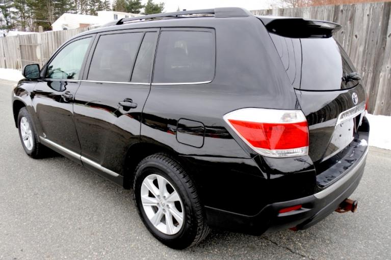 Used 2011 Toyota Highlander 4WD 4dr V6 SE (Natl) Used 2011 Toyota Highlander 4WD 4dr V6 SE (Natl) for sale  at Metro West Motorcars LLC in Shrewsbury MA 3