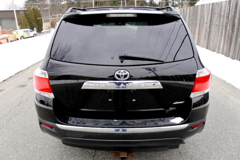 Used 2011 Toyota Highlander 4WD 4dr V6 SE (Natl) Used 2011 Toyota Highlander 4WD 4dr V6 SE (Natl) for sale  at Metro West Motorcars LLC in Shrewsbury MA 4