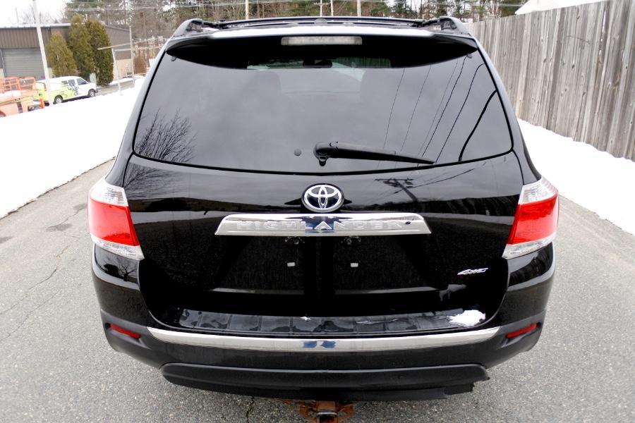 Used 2011 Toyota Highlander 4WD 4dr V6 SE (Natl) Used 2011 Toyota Highlander 4WD 4dr V6 SE (Natl) for sale  at Metro West Motorcars LLC in Shrewsbury MA 4