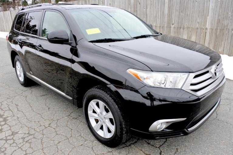 Used 2011 Toyota Highlander 4WD 4dr V6 SE (Natl) Used 2011 Toyota Highlander 4WD 4dr V6 SE (Natl) for sale  at Metro West Motorcars LLC in Shrewsbury MA 7