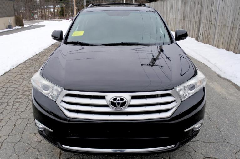 Used 2011 Toyota Highlander 4WD 4dr V6 SE (Natl) Used 2011 Toyota Highlander 4WD 4dr V6 SE (Natl) for sale  at Metro West Motorcars LLC in Shrewsbury MA 8