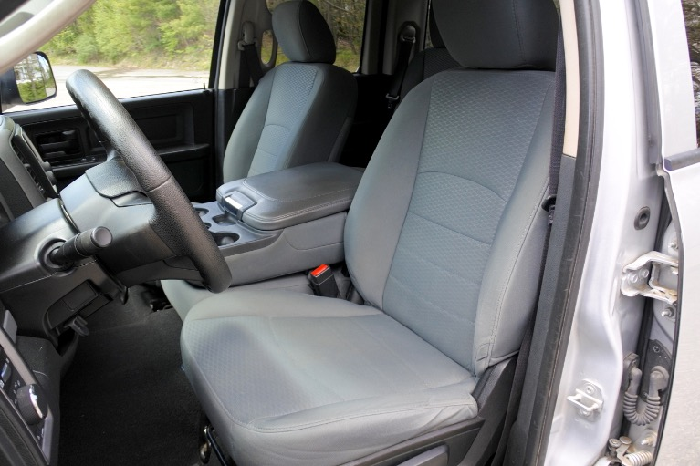 Used 2015 Ram 1500 4WD Quad Cab 140.5' Tradesman Used 2015 Ram 1500 4WD Quad Cab 140.5' Tradesman for sale  at Metro West Motorcars LLC in Shrewsbury MA 13