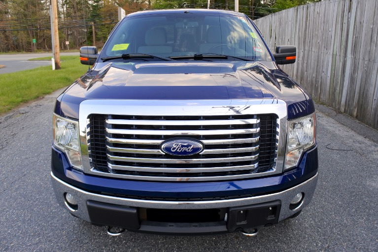 Used 2011 Ford F-150 4WD SuperCrew 145' XLT Used 2011 Ford F-150 4WD SuperCrew 145' XLT for sale  at Metro West Motorcars LLC in Shrewsbury MA 8