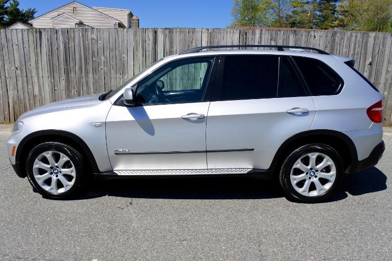 Used 2009 BMW X5 48i AWD Used 2009 BMW X5 48i AWD for sale  at Metro West Motorcars LLC in Shrewsbury MA 2