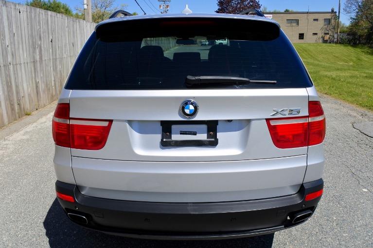 Used 2009 BMW X5 48i AWD Used 2009 BMW X5 48i AWD for sale  at Metro West Motorcars LLC in Shrewsbury MA 4
