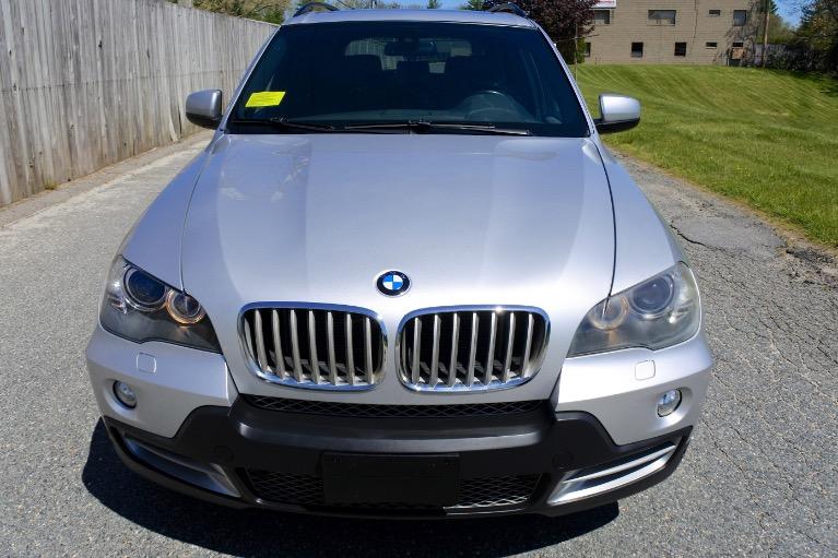 Used 2009 BMW X5 48i AWD Used 2009 BMW X5 48i AWD for sale  at Metro West Motorcars LLC in Shrewsbury MA 8
