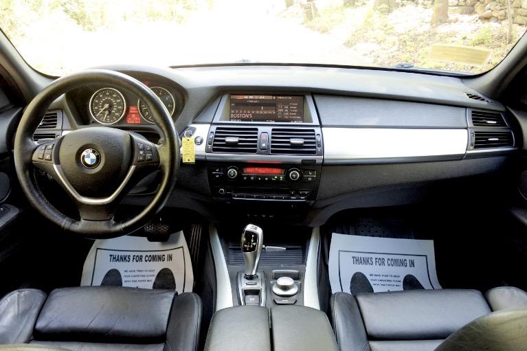 Used 2009 BMW X5 48i AWD Used 2009 BMW X5 48i AWD for sale  at Metro West Motorcars LLC in Shrewsbury MA 9
